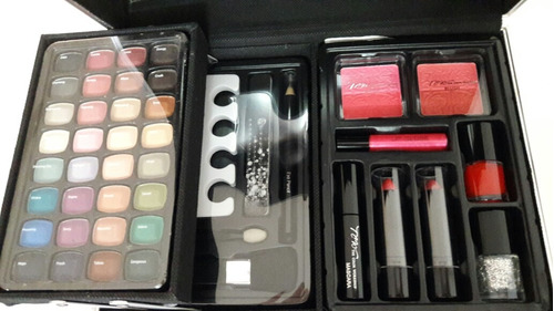 maleta de maquiagem importada markwins beauty assortment