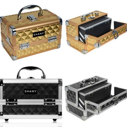 maleta de maquiagem importada shany