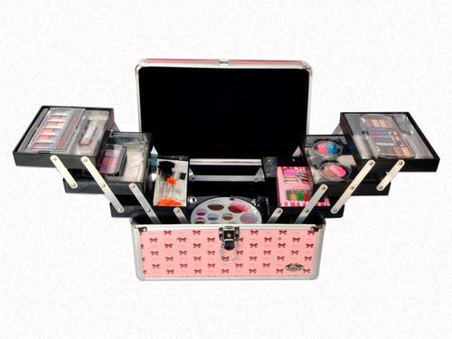 maleta de maquiagem profissional grande oferta aproveite