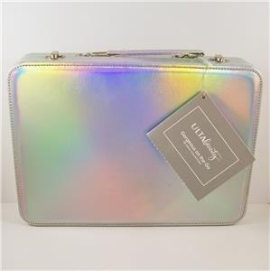 maleta de maquiagem ulta com 96 peças -gorgeous on the go