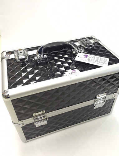 maleta de maquillaje ancho 36 cm alto 24 cm