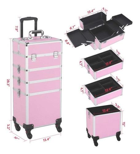 maleta de maquillaje profesional