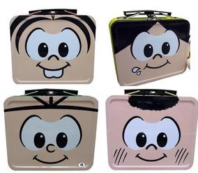 3dbba882e Lancheira De Plastico Cabeça Da Monica - Brinquedos e Hobbies no ...