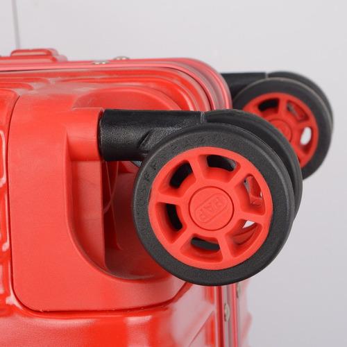 maleta de moda para viaje de lujo carry-on en 5 colores