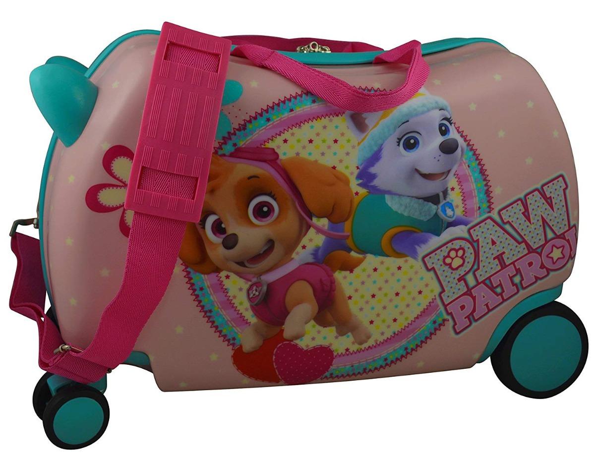 3f5818fdd maleta de niñas paw patrol everest skye carrito nickelodeon. Cargando zoom.