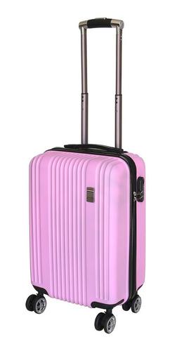maleta de viaje de mano a bordo 20  con candado de seguridad