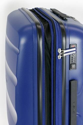 maleta de viaje spinner 621141075 samsonite azul