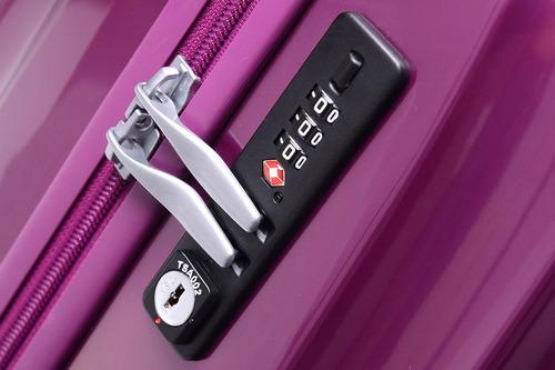 maleta de viaje wave grande, marca lojel (original)