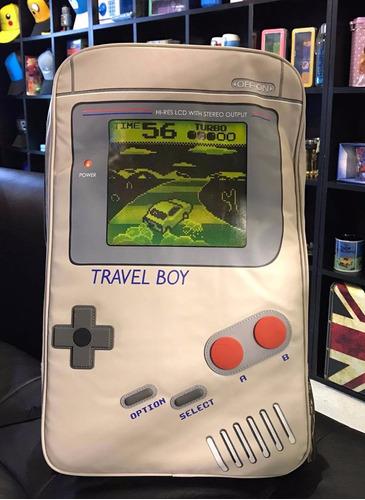 maleta de videojuego
