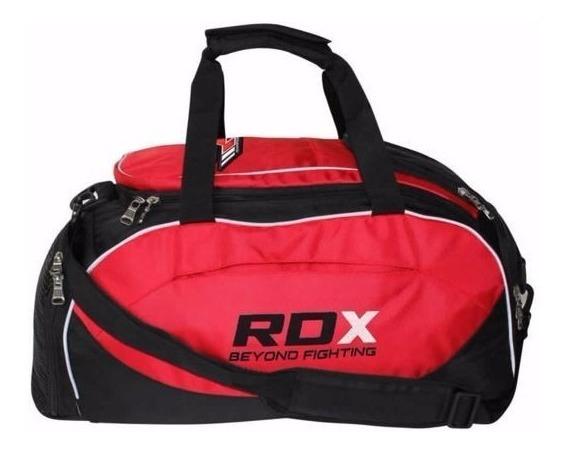 valor por dinero zapatos de separación variedad de diseños y colores Maleta Deportiva Convertible Para Gym Rdx Distribuidor Ofi