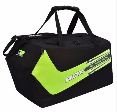 maleta deportiva para gym  rdx  distribuidor ofi