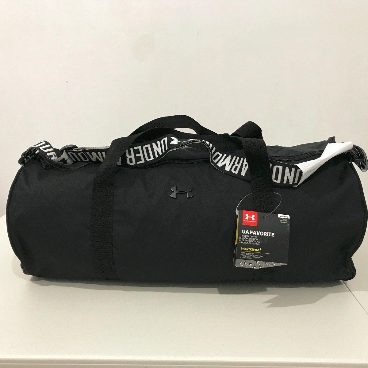 maleta deportiva under armour cilindro storm 1 gym fitness. Cargando zoom. 82d90abb0c9fe