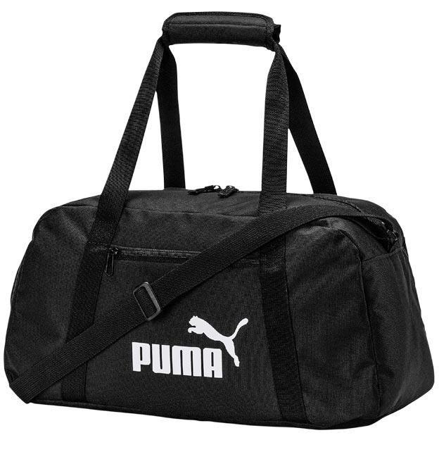 e1daad4b6 Maleta Deportiva Unisex Puma Phase Negra Para Gym - $ 829.00 en ...