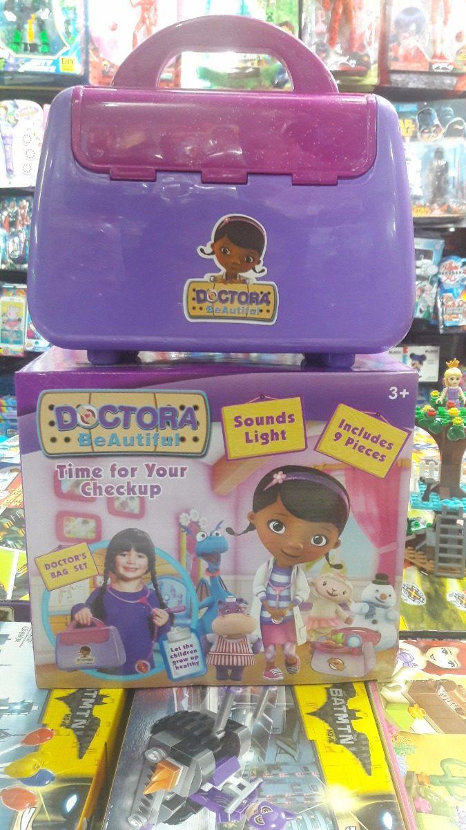 Maleta Doutora Brinquedos Boneca Dr Brinquedo R 99 00 Em