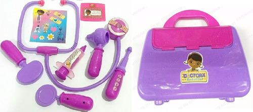 maleta doutora brinquedos - pronta entrega!