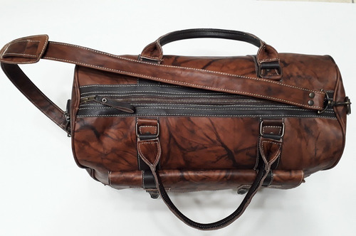 maleta edda (edición limitada)  en piel  (ma0707)