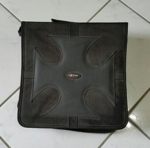 maleta estojo para dj + proteção e segurança 240 porta cds