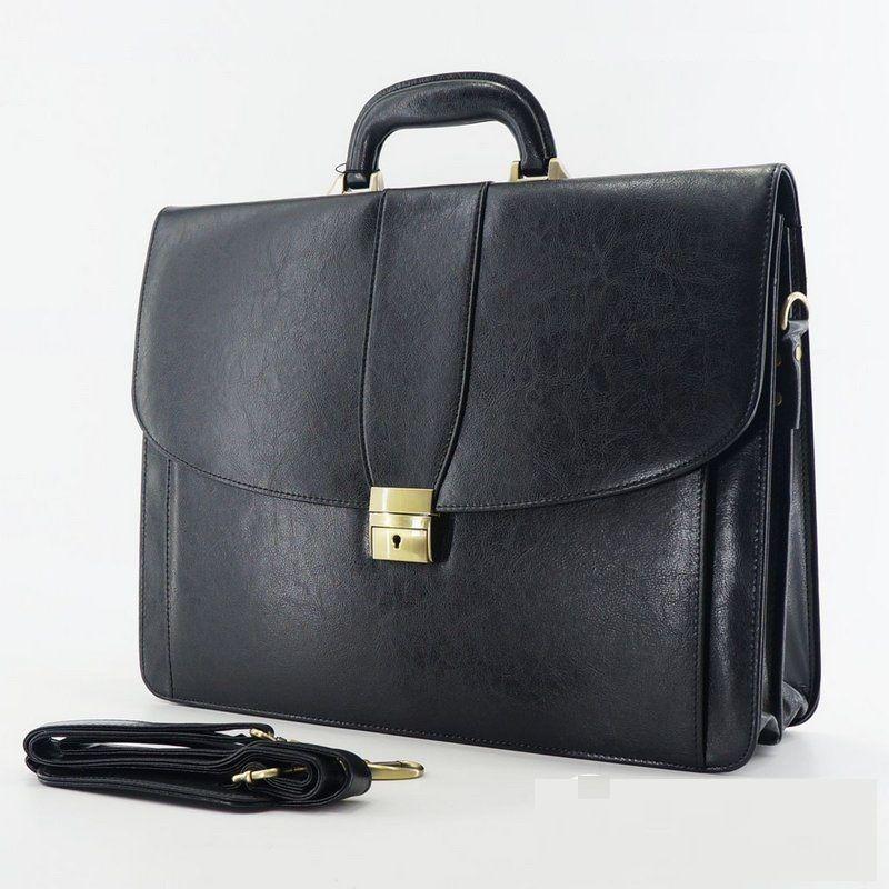 7b2b37bec maleta executiva pasta couro ecológico notebook luxcel preta. Carregando  zoom.