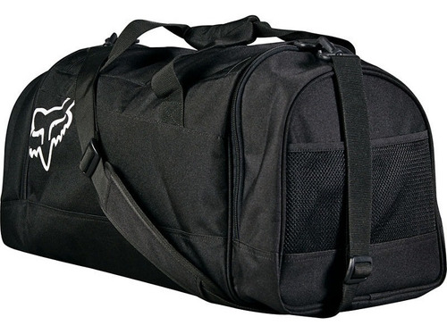 maleta fox 180 duffle negro downhill cross bmx mtb mx