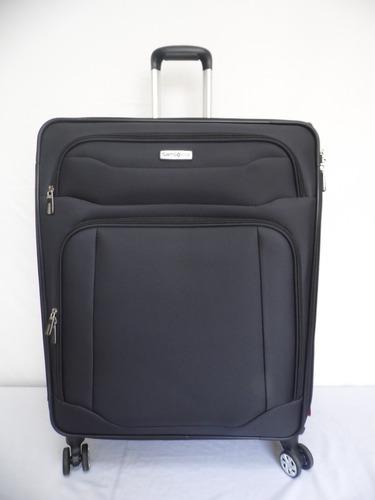 maleta  grande de viaje rodante 360° samsonite 25 pulgadas