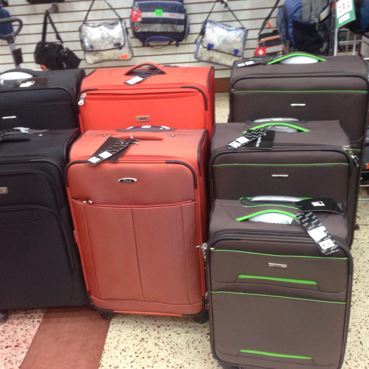9814ec4d828 maleta grande fila original 4 ruedas giratorias. Cargando zoom.