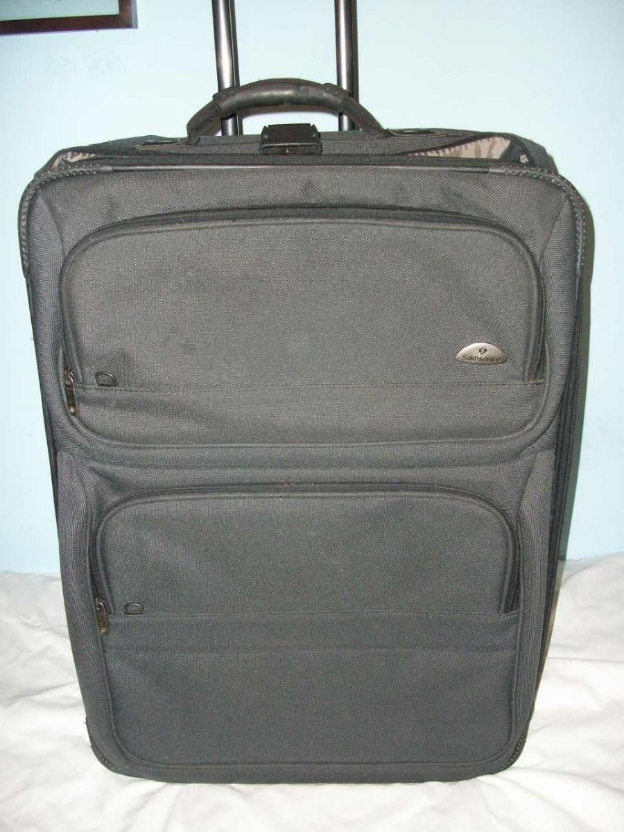 7ca5d7fb1 maleta grande samsonite rueda barra venta oferta remate usad. Cargando zoom.