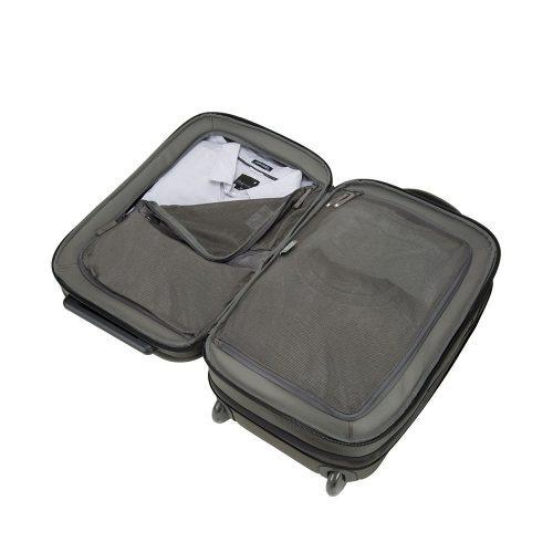 maleta incase via roller 21 - black