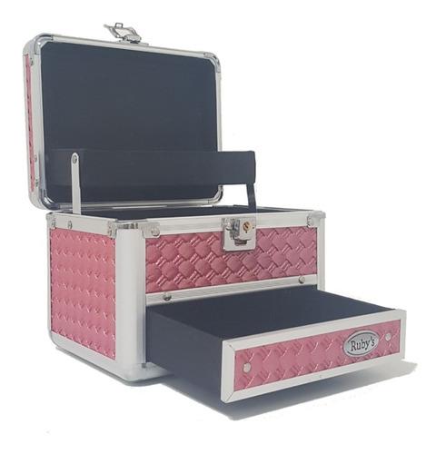 maleta infantil kit maquiagem crianças brilho batom sombras