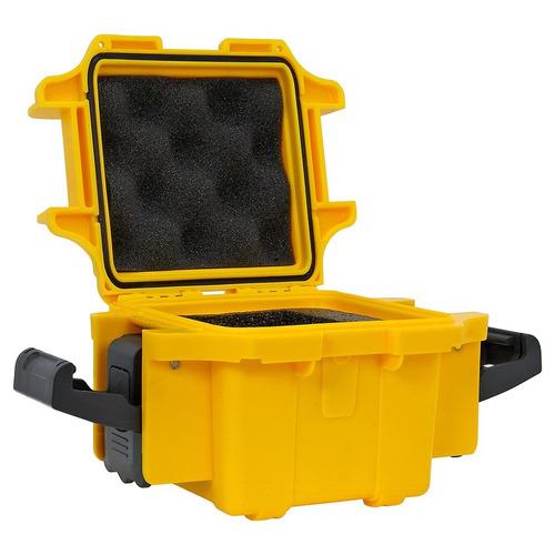 maleta invicta watch collector box  p/ 1 relógio!!! nova!!