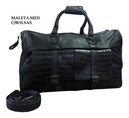 maleta kent  gde de viaje en piel  (ma5415)