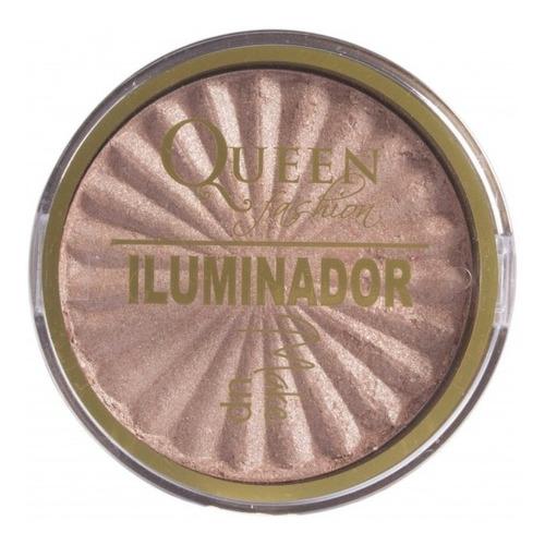maleta kit maquiagem luisance + iluminador - brinde macrilan