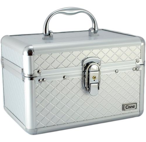 maleta kit maquiagem macrilan + itens personalizados
