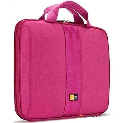 maleta macbook air 11.6  case logic qns-111.01 rosa