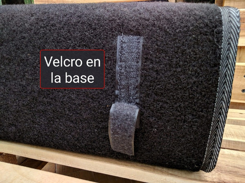maleta maletin estuche alfombra kit carretera toyota carros