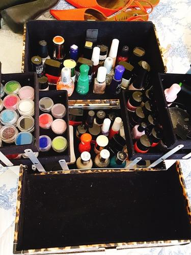 maleta manicure