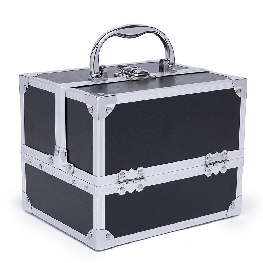 d6f341fb1 maleta maquiagem joias vazia profissional pronta entrega. Carregando zoom.