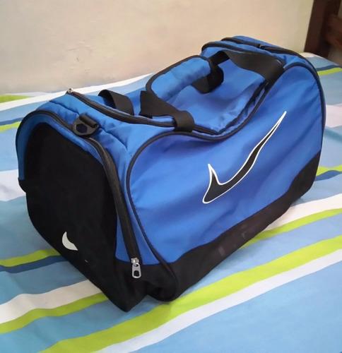 maleta marca nike para viaje 100% original envio gratis