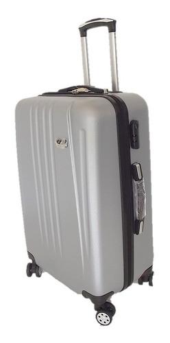 maleta mediana rígida viaje pvc dura 25 pulg envio gratis