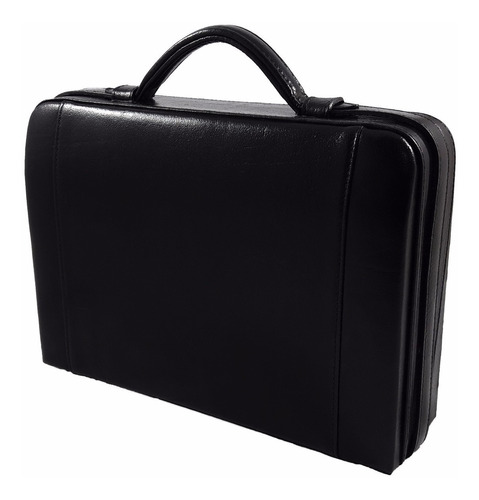 maleta médica couro executiva bennesh 2011 preto