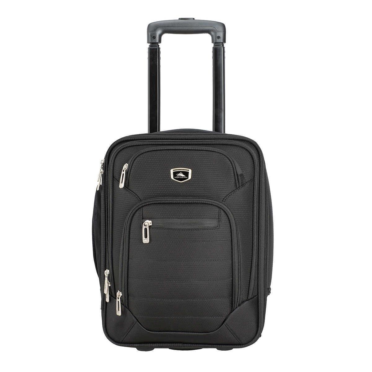 ad6368087 maleta mochila de mano c/llantas carry on laptop 15 in negro. Cargando zoom.