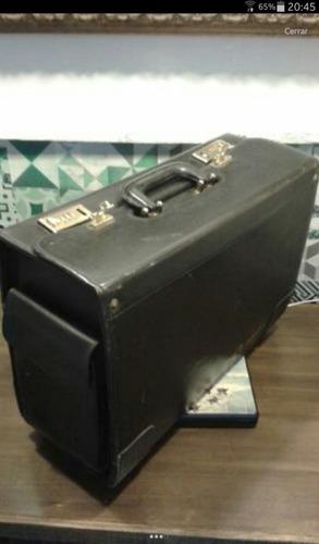 maleta mochila, portafolio doctor antigua