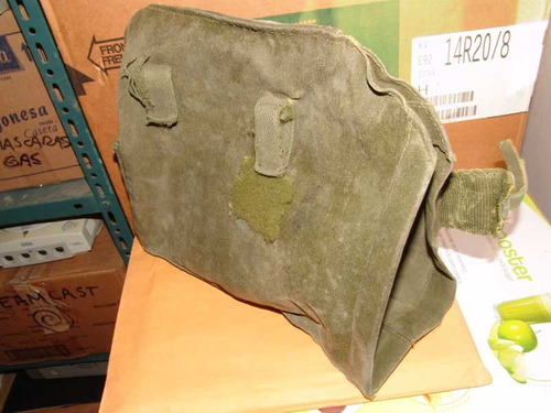 maleta morral militar a prueba de agua y resistente al fuego