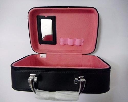 maleta nessarie de maquiagem mac make up - importada