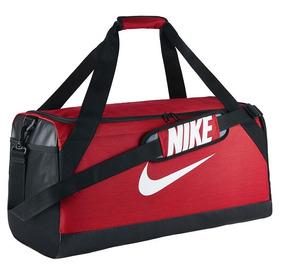 2978a3f11 Maleta Nike Mod Brasilia 5 Mediana en Mercado Libre México