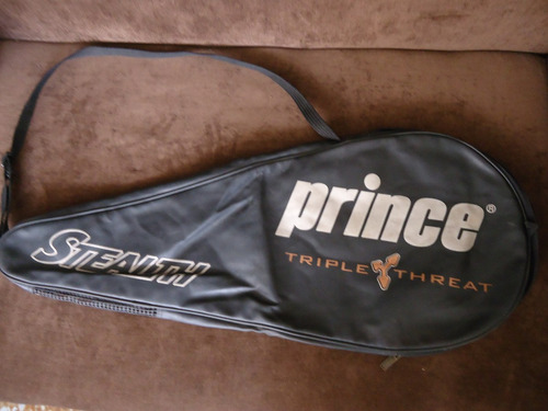 maleta o estuche para raqueta prince