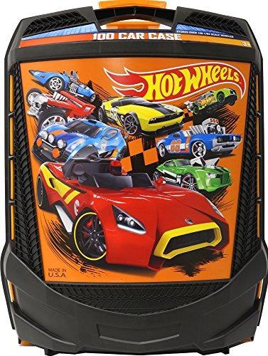 maleta para 100 carros hot wheels - no incluye carros
