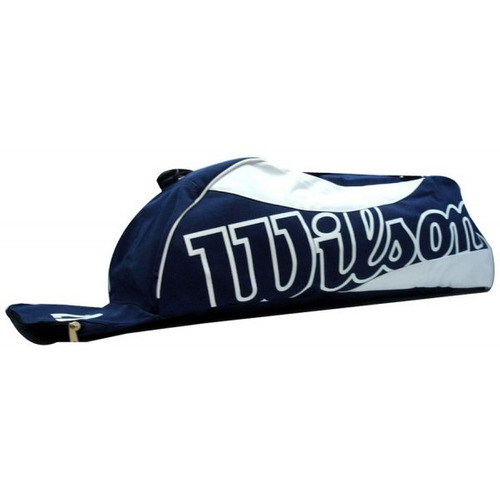 maleta para beisbol wilson tote marino