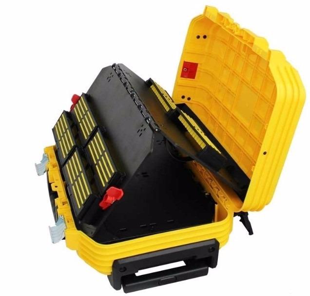 Maleta para herramientas con ruedas stanley 21065 - Maletas para herramientas ...