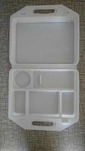 maleta para kit festa escolar