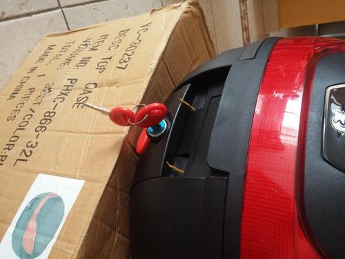 maleta para motos de 32 litros